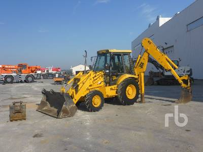 JCB 3CX Chargeuse Pelleteuse Loader Backhoe
