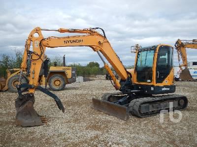 HYUNDAI ROBEX 80 Midi-Pelle Midi Excavator (5 - 9.9 Tons)