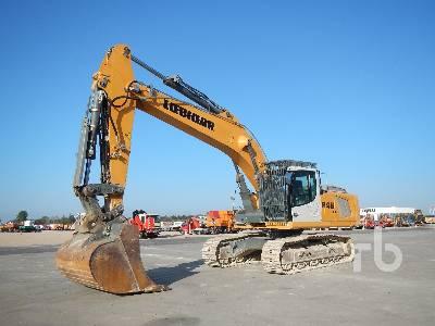 2014 LIEBHERR R946 NLC Hydraulic Excavator