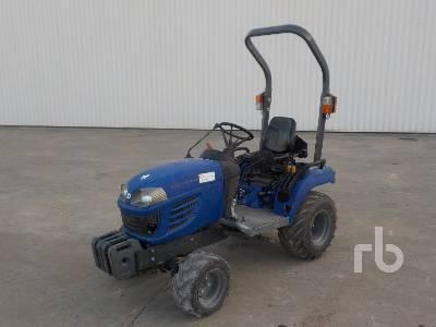 2012 KUBOTA BX2350 Utility Tractor
