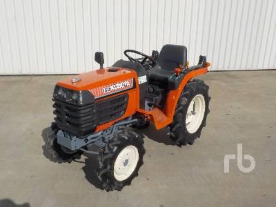 KUBOTA CX150 4x4 Tracteur Utilitaire 4WD Utility Tractor