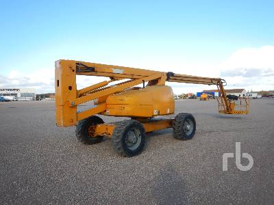 2008 HAULOTTE HA260PX Nacelle 4x4x4 Articulated Boom Lift
