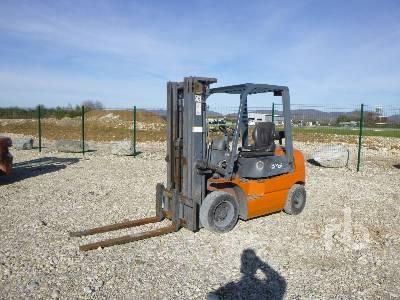 HELI CPCD20 Chariot Elevateur 1500 Kg Forklift