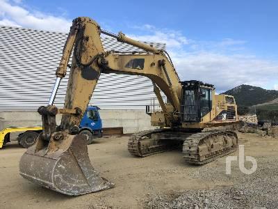 2003 CATERPILLAR 365BL Series II Hydraulic Excavator