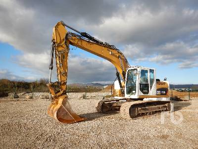 2011 CATERPILLAR 319DL Hydraulic Excavator