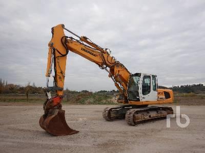 LIEBHERR R906NLC Pelle Sur Chenilles Hydraulic Excavator