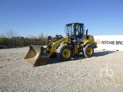 2006 NEW HOLLAND W111 Chargeuse Sur Pneus Wheel Loader