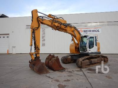 2006 LIEBHERR R924 COMPACT Pelle Sur Chenilles Hydraulic Excavator