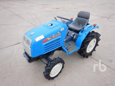 ISEKI SIAL5 4WD Utility Tractor