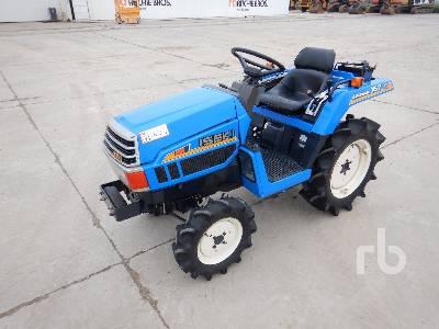 ISEKI LANDHOPE 157 4WD Utility Tractor