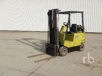 CLARK H500 1500 Kg Forklift