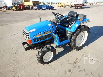 ISEKI TU175F 4WD Utility Tractor