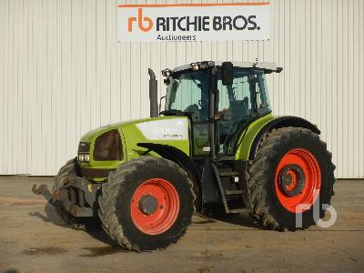 2006 CLAAS ARES 826RZ MFWD Agricultural Tractor 4WD Agric MFWD Tractor