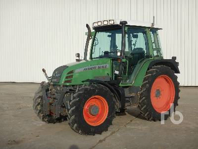 2003 FENDT FARMER 308C MFWD Agricultural Tractor 4WD Agric MFWD Tractor