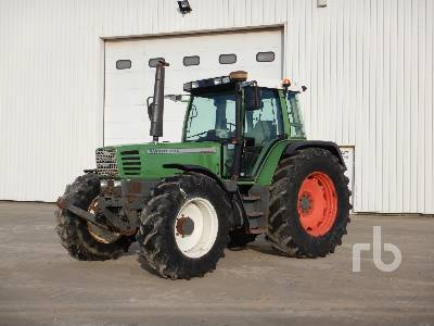 1994 FENDT FAVORIT 512C MFWD Agricultural Tractor 4WD Agric MFWD Tractor