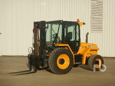 2016 JCB 930-4 4x4 Rough Terrain Forklift