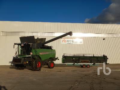 2015 FENDT 8380P Moissonneuse Batteuse Small Grain Combine