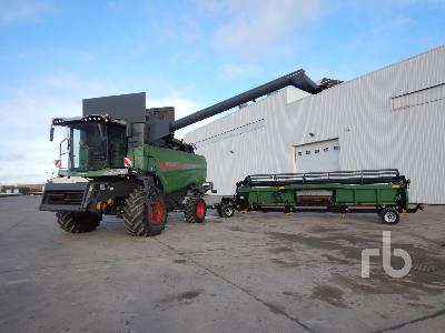 2015 FENDT 8410P AL Moissonneuse Batteuse Small Grain Combine