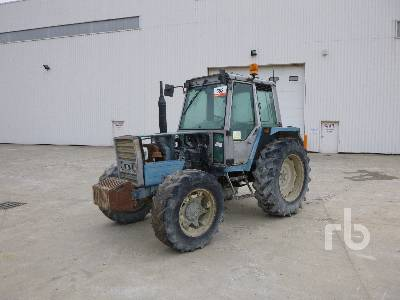 LANDINI 7880 4 RM 4WD Agricultural Tractor MFWD Tractor