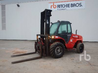 2002 MANITOU MC50 Chariot Elevateur 4700 Kg Rough Terrain Forklift