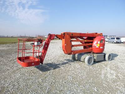 2008 MANITOU 150 AET JC Electric Articulated Boom Lift