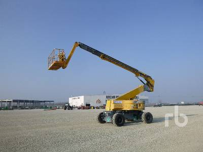 2010 HAULOTTE HA32PX Articulated Boom Lift