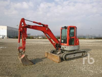 2012 BOBCAT E50 EM Mini Excavator (1 - 4.9 Tons)