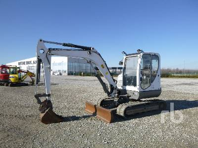 2010 WACKER NEUSON 6003 RD Midi Excavator (5 - 9.9 Tons)