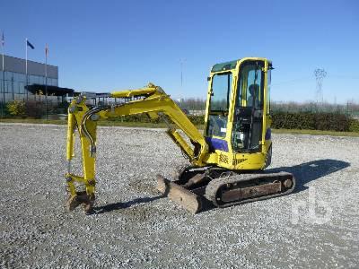 2011 YANMAR VIO25-4 Mini Excavator (1 - 4.9 Tons)