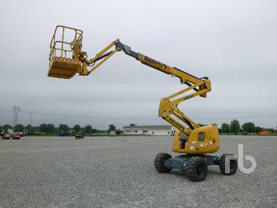 2008 HAULOTTE HA16SPX Articulated Boom Lift