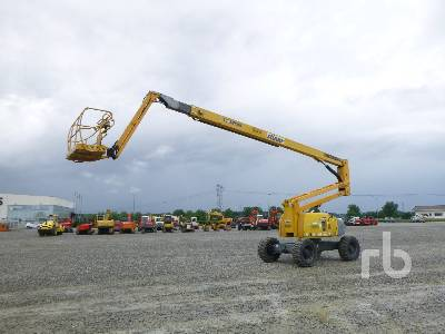 2008 HAULOTTE HA260PX Articulated Boom Lift