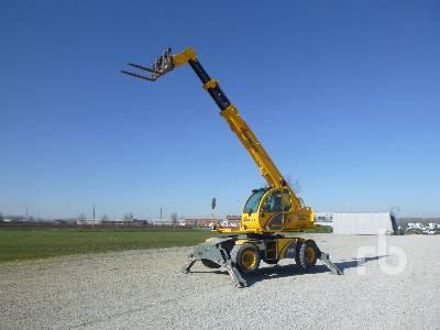 2008 DIECI PEGASUS 35.16 3500 Kg 4x4x4 Telescopic Forklift