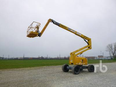 2010 HAULOTTE HA20PX Articulated Boom Lift