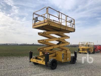 HAULOTTE H15SX 15 m Scissorlift