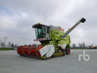1993 CLAAS DOMINATOR 88 SL Small Grain Combine