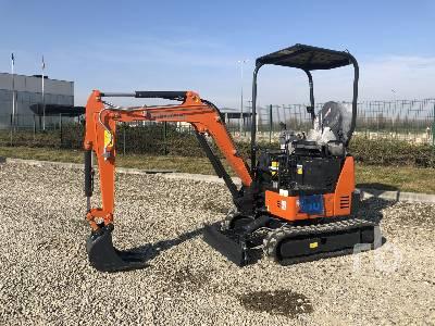 Unused 2019 HITACHI ZX19U-6 YR Mini Excavator (1 - 4.9 Tons)