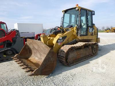 2009 CATERPILLAR 953D Crawler Loader Parts/Stationary Construction-Other