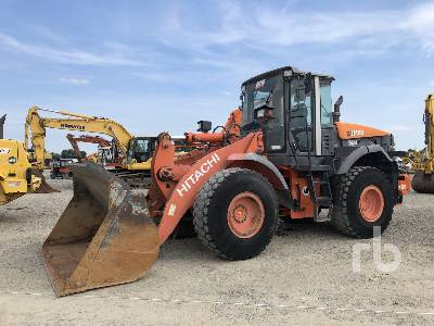 2008 HITACHI ZW180 Wheel Loader