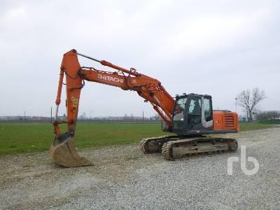 2008 HITACHI ZX210LCN-3 Hydraulic Excavator