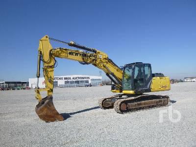 2012 NEW HOLLAND E245C Hydraulic Excavator