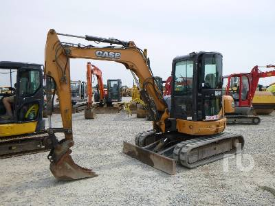 2015 CASE CX45B S2 Mini Excavator (1 - 4.9 Tons)