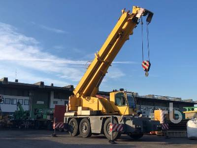 1999 DEMAG AC40-1 40 Ton 6x6x6 City Crane