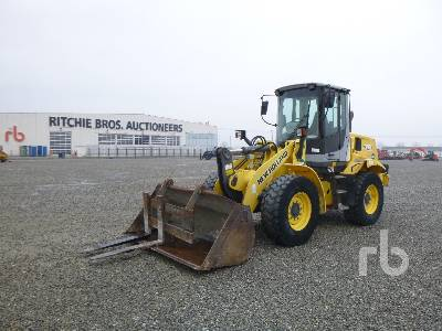 2007 NEW HOLLAND W110 Wheel Loader
