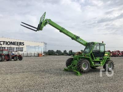 2019 MERLO P38.12 PLUS 3800 Kg 4x4x4 Telescopic Forklift