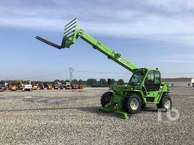 2015 MERLO P38.14 PLUS 3800 Kg 4x4x4 Telescopic Forklift