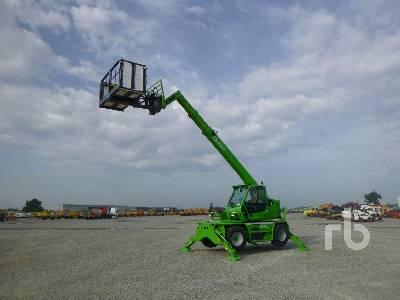 2014 MERLO ROTO 38.16S 3800 Kg 4x4x4 Telescopic Forklift