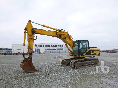 1998 JCB JS220N Hydraulic Excavator