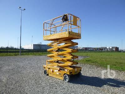 2006 HAULOTTE COMPACT 12 12 m Electric Scissorlift