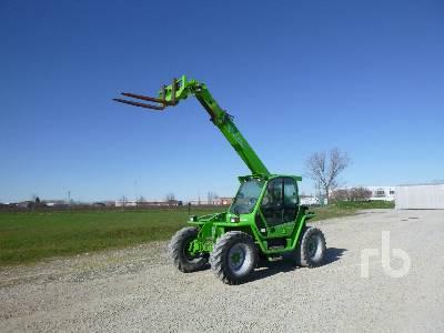 2013 MERLO P40.7 4000 Kg 4x4x4 Telescopic Forklift