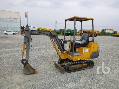 JCB 8016 Mini Excavator (1 - 4.9 Tons)